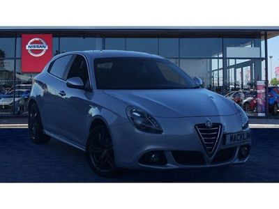 used Alfa Romeo Giulietta 1.4 TB MultiAir Exclusive 5dr TCT