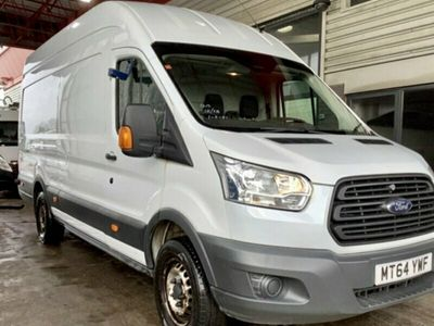 used Ford Transit 350 HR L4 H3 2.2, 2015