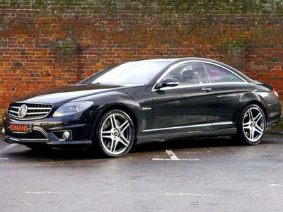 used Mercedes CL63 AMG CL 6.2AMG 7G-Tronic 2dr