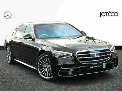 used Mercedes S350 S ClassL AMG Line Premium Plus 4dr 9G-Tronic 2.9