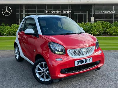 used Smart ForTwo Cabrio PASSION 1.0 2dr