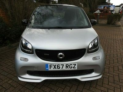 used Smart ForTwo Coupé coupe 0.9 (90bhp) BRABUS Sport (s/s) 2d 898cc (90bhp) 2-Door