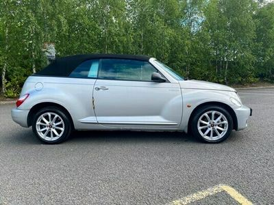 used Chrysler PT Cruiser Cabriolet 2.4 Limited 2d Auto