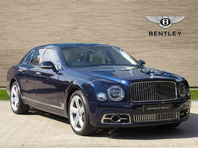 used Bentley Mulsanne Speed 6.8 V8 4dr Auto