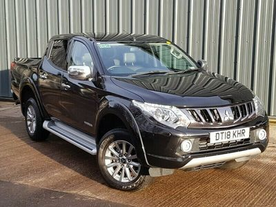 used Mitsubishi L200 Double Cab DI-D 178 Warrior 4WD