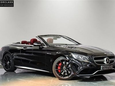 used Mercedes S63 AMG S-Class 5.5 AMG2d 577 BHP JUST ARRIVED MORE PICS TO FOLLOW