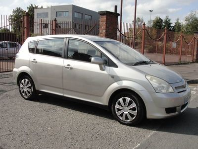 used Toyota Corolla Verso 1.8 VVT-i T2 5dr