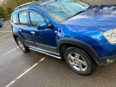 used Dacia Duster 1.5 dCi 110 Laureate 5dr