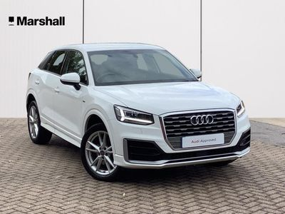 used Audi Q2 35 TFSI S Line 5dr Estate 2018
