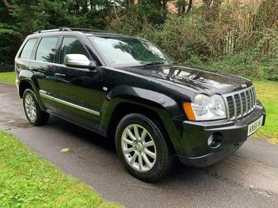 used Jeep Grand Cherokee 3.0 CRD Overland 5dr Auto