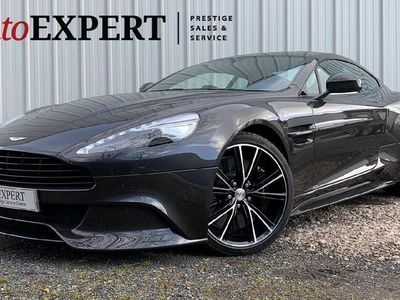 used Aston Martin Vanquish V12 Touchtronic Auto Carbon Package 2+2 2-Door
