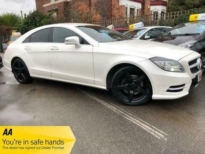used Mercedes CLS250 CLSCDI BLUEEFFICIENCY AMG SPORT