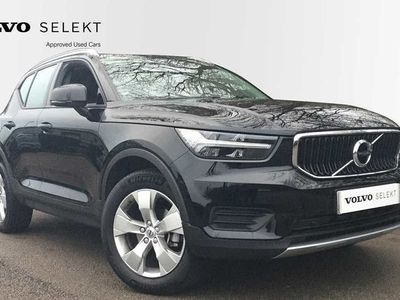 used Volvo XC40 T3 Momentum Manual ( - Navigation - Bluetooth - Rear Park Assist) 1.5 5dr