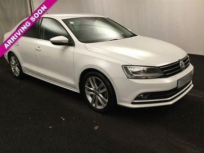 used VW Jetta 2.0 GT TDI BLUEMOTION TECHNOLOGY DSG 4d AUTO 148 BHP