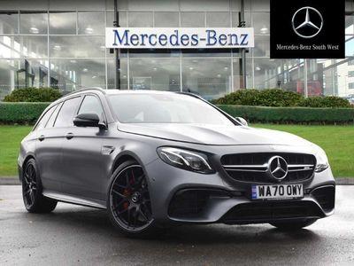 used Mercedes S63 AMG AMG E4MATIC
