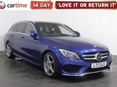 used Mercedes C220 C Class 2.1D AMG LINE PREMIUM PLUS 5d 170 BHP Your dream car can become a reality with cartime's fantastic finance deals.