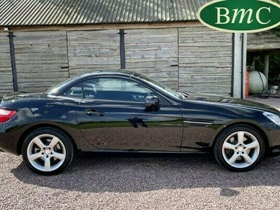 used Mercedes 250 SLK RoadsterBlueEFFICIENCY Edition 125 2d Tip Auto