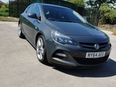 used Vauxhall Astra 1.4i Turbo Limited Edition 5dr