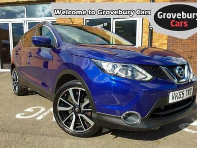 used Nissan Qashqai 1.6 DiG-T Tekna [Non-Panoramic] 5dr