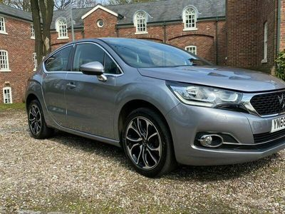 used Citroën DS4 1.6 BlueHDi DStyle (s/s) 5dr (Nav)