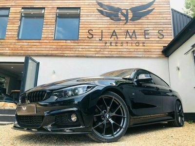 used BMW 430 Gran Coupé 4 SERIES GRAN COUPE 2.0 I M SPORT 4d AUTO 248 BHP