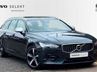 used Volvo V90 D4 R-Design Automatic, Full History, Pilot Assist