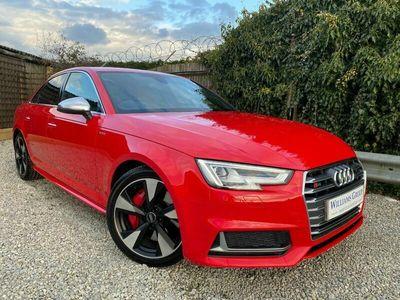 used Audi A4 3.0 TFSI V6 Tiptronic quattro (s/s) 4dr (LED Headlights! Privacy Glass! ++)