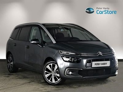 used Citroën Grand C4 Picasso 1.6 BlueHDi Flair 5dr EAT6 2017