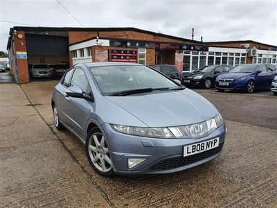 used Honda Civic 2.2 i-CTDi EX 5dr