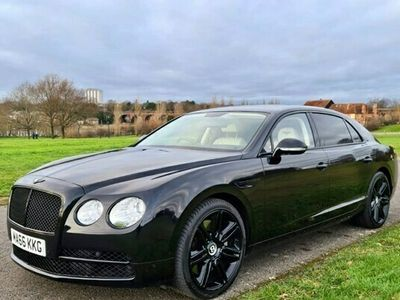 used Bentley Flying Spur 6.0 W12 Auto 4WD 4dr