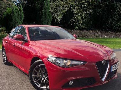 used Alfa Romeo Giulia 2.0 TB SUPER 4dr