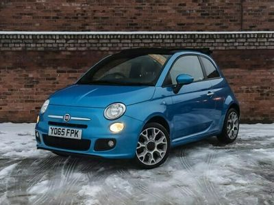 used Fiat 500C 1.2 S 2d Dualogic