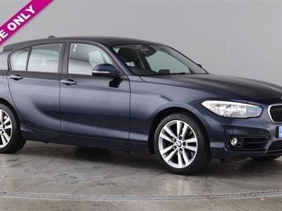 used BMW 120 1 Series 2.0 D SPORT 5d 188 BHP