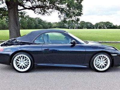 used Porsche 911 Carrera 4 Cabriolet 911 3.6 996 Tiptronic S AWD 2dr