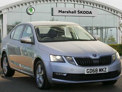 used Skoda Octavia Hatchback (2017) 1.5 TSI ACT SE (150PS) 5dr