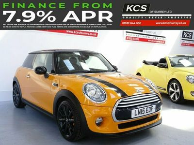 used Mini Cooper HATCH COOPER 1.53d 134 BHP CHILI PACK - VISUAL BOOST -DAB
