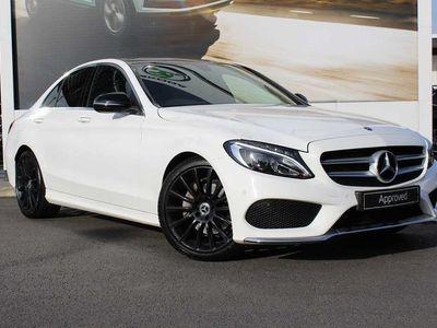 used Mercedes C200 C-ClassAmg Line Premium 4Dr Auto