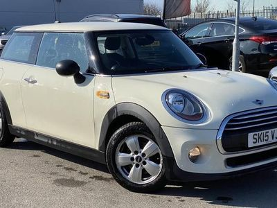 used Mini One D HATCH 1.55dr
