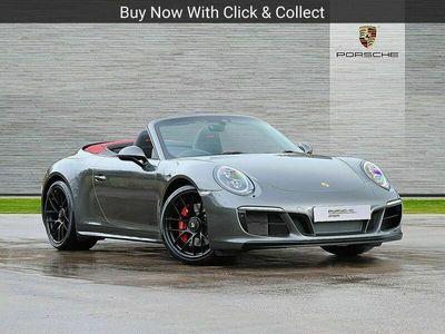 used Porsche 911 Carrera Cabriolet 911 992 2dr PDK 3.0