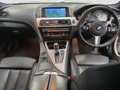 used BMW 640 6-Series Coupe d M Sport 2d Auto