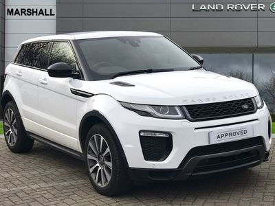 used Land Rover Range Rover evoque 2017 Bedford 2.0 TD4 HSE Dynamic 5dr Auto