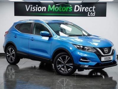 used Nissan Qashqai DIG-T N-CONNECTA DCT