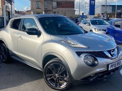 used Nissan Juke 1.2 DIG-T Acenta Premium SUV 5dr Petrol Manual 6Spd (s/s) (115 ps)
