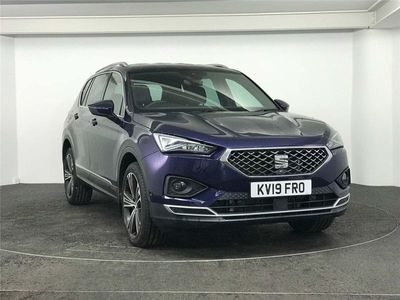 used Seat Tarraco 2.0 TDI XCELLENCE Lux (s/s) 5dr