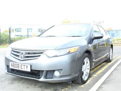 used Honda Accord 2.0 i-VTEC EX 4dr