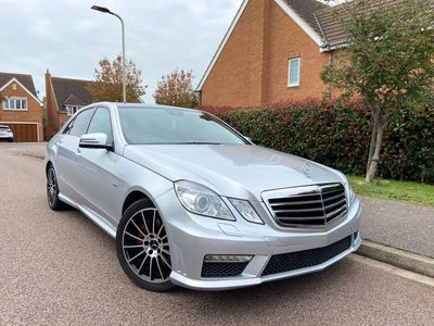 used Mercedes E350 E Class 3.0CDI BlueEFFICIENCY Sport Edition 125 G-Tronic 4dr