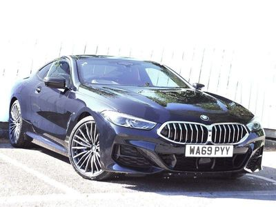 used BMW 840 8 SERIES 2019 Barnstaple d xDrive Coupe