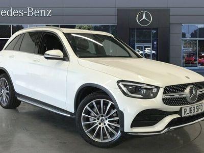 used Mercedes E300 GLC d 4Matic AMG Line Premium 5dr 9G-Tronic Diesel Estate 2.0