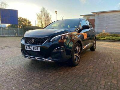 used Peugeot 3008 1.5 BlueHDi GT Line 5dr EAT8, 2019 ( )