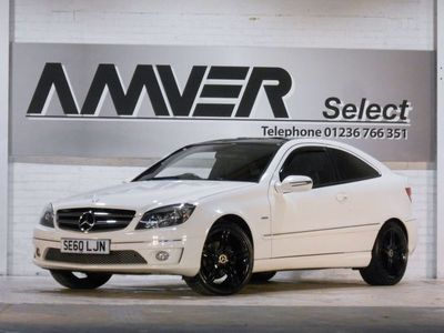 used Mercedes CLC160 Clc Class 1.6BLUEEFFICIENCY SPORT 3d 129 BHP FINANCE AVAILABLE WITH NO DEPOS